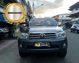 Fortuner G Lux AT 2009