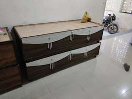 Brnad New pure play single bed Rs:3600/- pure play