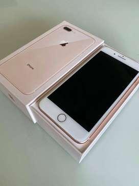 I-PHONE 8 Plus Model