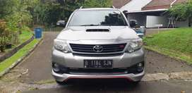 Toyota Fortuner Diesel TRD G/AT 2015