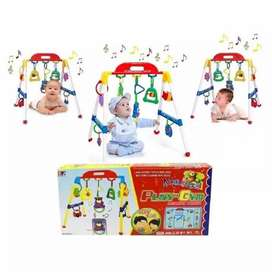 Baby musicall play gym