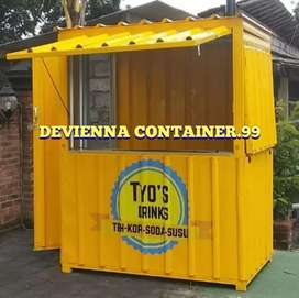 Booth angkringan booth minuman booth usaha booth Container..