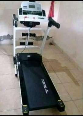 Treadmill Elektrik 3 Fungsi TL 630