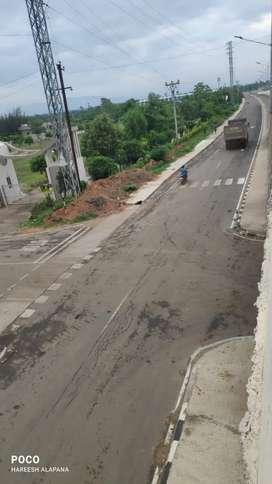 Vizianagaram  highway facing VUDA approved plot