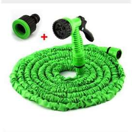 50ft Expandable Water Hose - Green