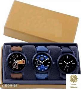 Checkout this hot & latest 3 Watches