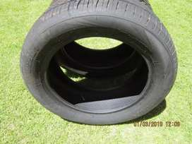 3 Used tyres of size 165*65*14