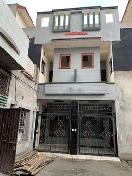 3 marla house for sale at nawab town near thokar niz baig