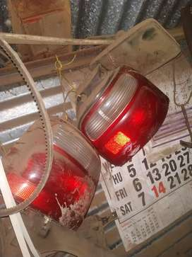Zen tail lights Maruti Suzuki