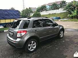 Suzuki X-Over SX4 Facelift A/T Thn 2010/2011 Akhir Antik Simpanan