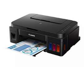 Print,scan,copy.Refill ink tank.Good condition