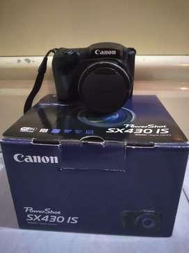 Kamera dslr canon powershot canon