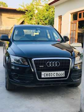 Audi Q5 2009 Diesel Well Maintained