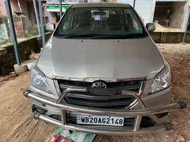 Toyota Innova 2.5 G4 7 STR, 2014, Diesel