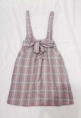 PRELOVED - Overall Skirt