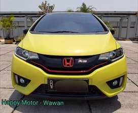 Honda Jazz 1.5 RS CVT Limited Matic 2016 low Km 23rb Pajak 1 Tahun