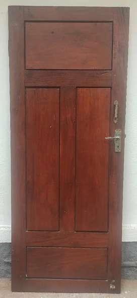 Jackfruit Wooden Door