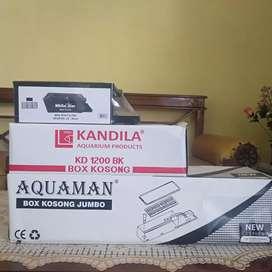 Box kosong filter aquarium