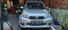 Toyota Rush 2012 Bensin
