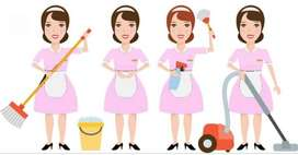 only female cook/chef chahiye full time only