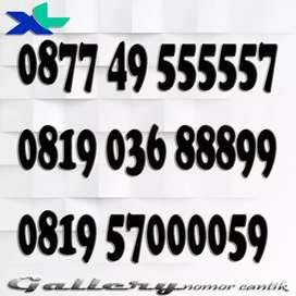 NOMOR CANTIK XL OOOO _ NOMOR CANTIK XL 55555