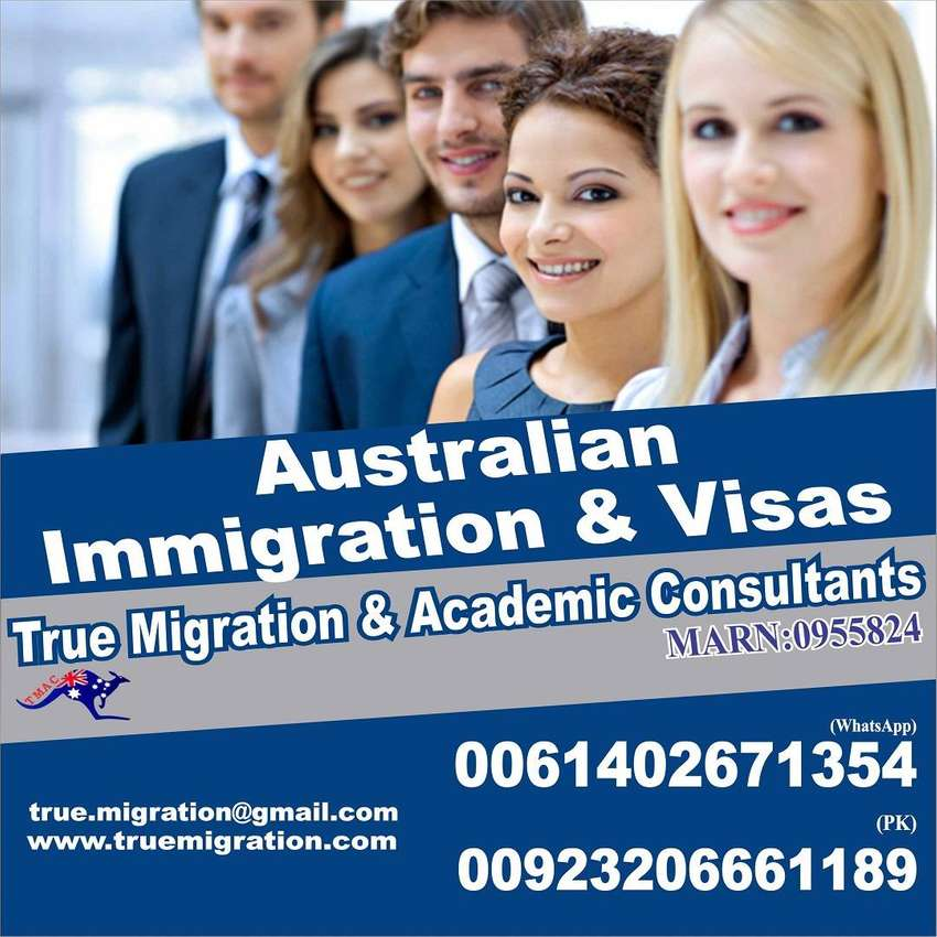 Immigration for Australia and Canada 0