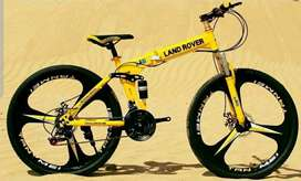 Land Rover Foldable Cycle available for Sale
