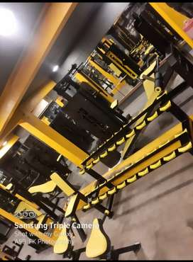 commercial gym setup in best price brand new gym