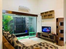 Rumah disewakan dalam perumahan elit