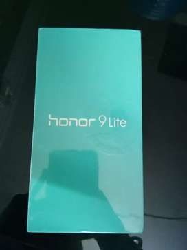honor 9 lite for sale in new condition