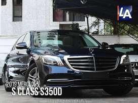 Mercedes-Benz S-Class S 350 CDI, 2019, Diesel