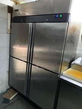 Deep Freezer 4 Door Elanpro