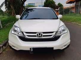 2010 Honda CRV 2.4 Autometic Putih