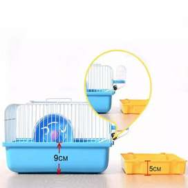Hamster cages available for sale