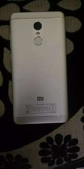 Mi note 4 its 64gn and 4gb ram
