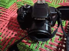 Canon 650D touch screen