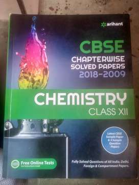 CBSE chapterwise solved papers
