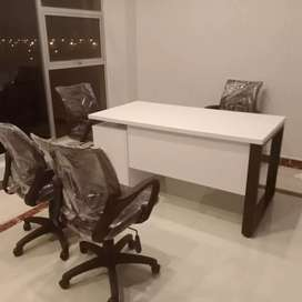 Manager Desk/ Office Table White