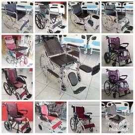 Distributor kursi roda berbagai tipe merk dan alat kesehatan lainnya