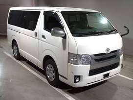 Toyota hiace 2014 model on installment