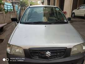 ALTO (LXi BS-IV, - Silver) with CNG Available in Kamothe.