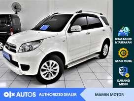 [OLX Autos] Daihatsu Terios 2013 1.5 TX A/T Putih #Mamin Motor
