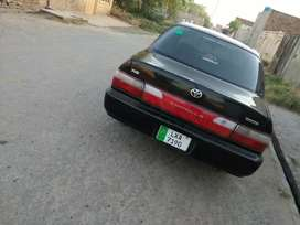 Corolla se Lahore registred, CNG,