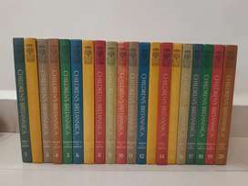 Children's Encylcopedia Britannica 1981