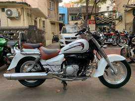 Hyosung aquila 250 2016 model 1st owner 3000km only