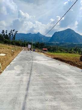 Jual kavling siap bangun di Bogor timur, progres cepat cocok untk vila