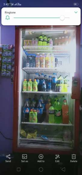 Hamen fridge bechna hai my shop is closed