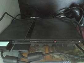 PS 2 slim komplit (kaset)