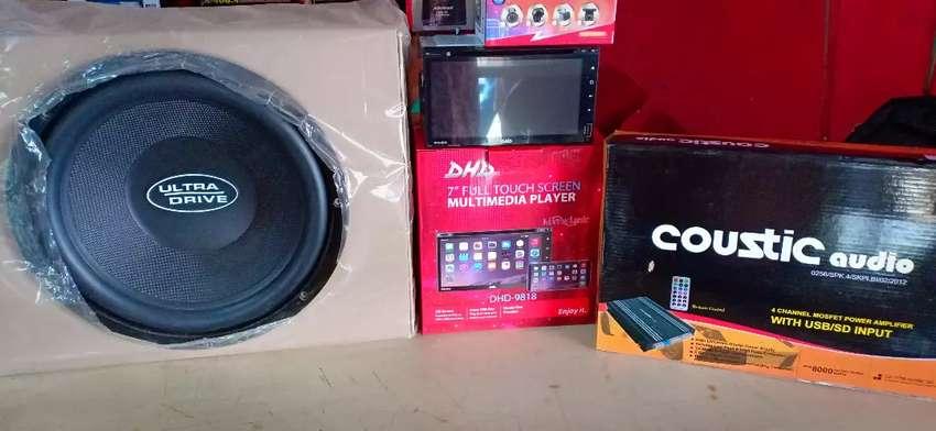 Grosir Paket Komplit Audio+Pemasangan 0
