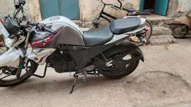 Good engine condition sports bike at reasonable rate